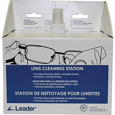Dentec Maintenance Free Lens Cleaning Station, Small, 3/Pack