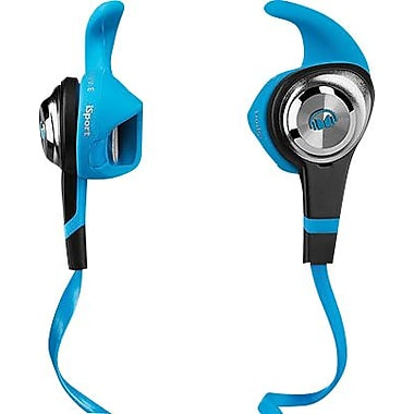 Monster iSport Strive In-Ear Headphones, Blue