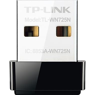 TP-LINK 150Mbps Wireless N Nano USB Adapter (TL-WN725N)