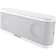 Monster® ClarityHD Micro Bluetooth Speaker, White
