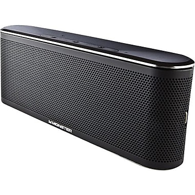 Monster ClarityHD Micro Bluetooth Speaker, Black