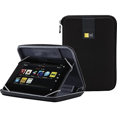 Case Logic 7in. Tablet Case, Black
