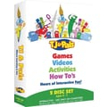 TJ & Pals Colorful Learning Audio Books Bundle - Download