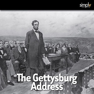Gettysburg Address & Emancipation Audiobook- Download