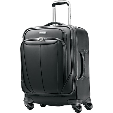 Samsonite Silhouette Sphere 20in. WIDEBody Spinner, Black