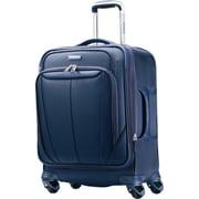 Samsonite Silhouette Sphere 20 WIDEBody Spinner Luggage, Indigo Blue