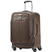 Samsonite Silhouette Sphere 21 Expandable Softside Spinner Luggage, Brown