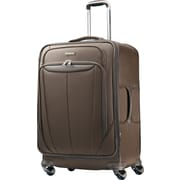 Samsonite Silhouette Sphere 25 Expandable Softside Spinner Luggage, Brown