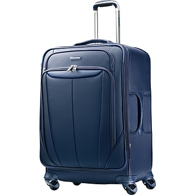 Samsonite Silhouette Sphere 29in. Expandable Softside Spinner Luggage, Indigo Blue