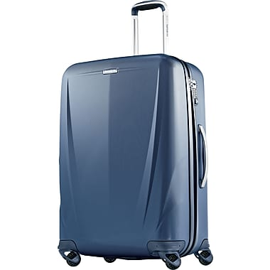 Samsonite Silhouette Sphere Hardside Spinner Luggage, Indigo Blue