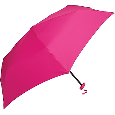 Samsonite Manual Flat Compact Umbrella, Pink