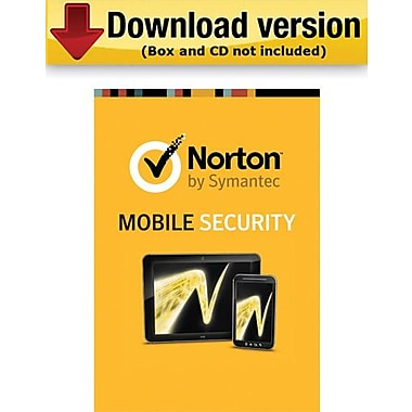 Norton Mobile Security for Windows (1-User) [Download]