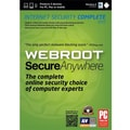 Webroot SecureAnywhere Internet Security Complete 2013 for Windows