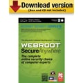 Webroot SecureAnywhere Internet Security Complete 2013 for Windows (1-5 User) [Download]