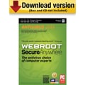 Webroot SecureAnywhere Antivirus 2013 for Windows (1-3 User) [Download]