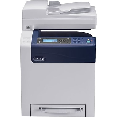 Xerox WorkCentre (6505/DN) Colour Laser MultiFunction Printer
