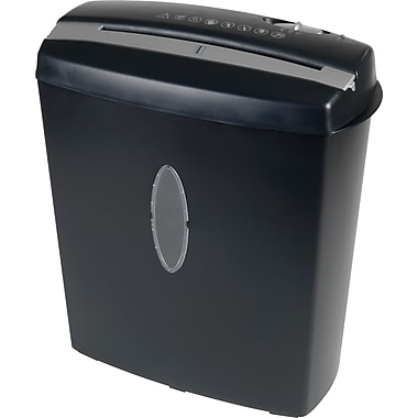 Omnitech 10-Sheet Cross-Cut Shredder (OT-NXC102PA)