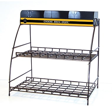 Keurig Wire Storage Rack for 8 K-cups Boxes