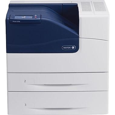 Xerox® – Imprimante laser couleur Phaser™ prête pour le réseau avec recto verso (6700DT)