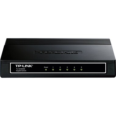 TP-LINK 5-Port Gigabit Desktop Switch (TL-SG1005D)