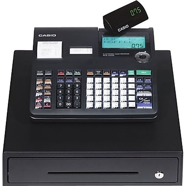 Casio PCR-T2100 Electronic Cash Register