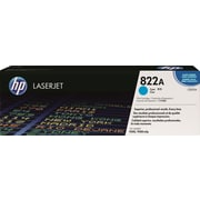 HP 822A Cyan Toner Cartridge (C8551A)