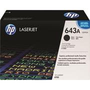 HP 643A Black Toner Cartridge (Q5950A)