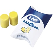 3M E-A-R Classic Plus Uncorded Earplugs, 29 dB, 200 Pairs/ Box