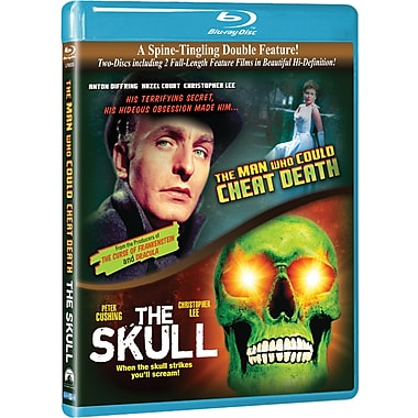 Horror Double Feature (Blu-Ray)