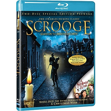 Scrooge: Special Edition (Blu-Ray)
