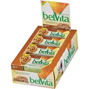 BelVita Breakfast Biscuits, Golden Oat, 8 Packs/Box