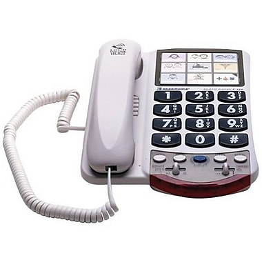 Clarity® P300 Corded Phone