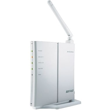 Buffalo AirStation™ WCR-GN Compact Wireless Router, 2.4GHz