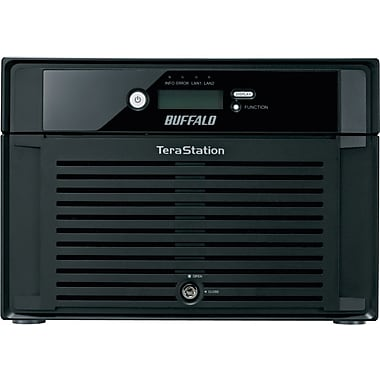 Buffalo TeraStation™ Pro 6 WSS WS-6VL/R5 High Performance 6-Bay Network Attached Storage, 12 TB