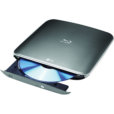 LG BP40NS20 External Blu-Ray Writer