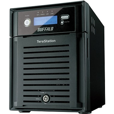 Buffalo TeraStation™ III TS-X12TL/R5 4-Bay Network Attached Storage, 12 TB