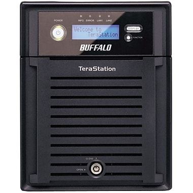 Buffalo TeraStation™ ES TS-XE12TL/R5 4-Bay Network Attached Storage, 12 TB