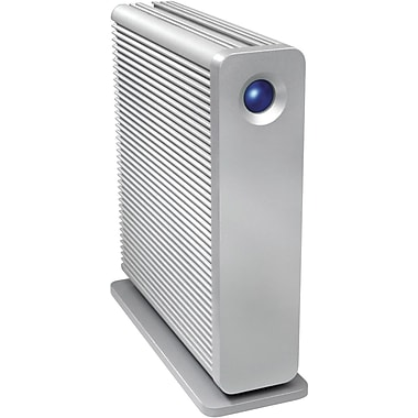 Lacie 9000269 Professional Single-Disk 1-Bay Network Attached Storage, 3 TB