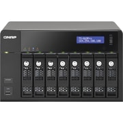 QNAP® TS-869-PRO High Performance 8-Bay Network Attached Storage Server, 32 TB