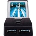 Buffalo IFC-EC2U3/UC2 USB 3.0 Interface Card For Express Card, 2 Ports