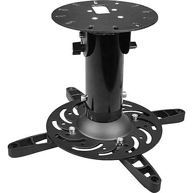 Siig® CE-MT0X12-S1 Universal Ceiling Projector Mount, 7.9in.