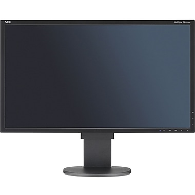 NEC 1680 x 1050 EA223WM-BK 22in. LED-LCD Desktop Monitor