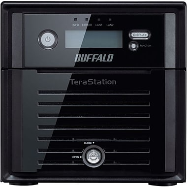 Buffalo TeraStation™ TS5200D0202 High Performance 2-Bay Network Attached Storage, 2 TB