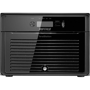 Buffalo TeraStation™ TS5800D1608 High Performance 8-Bay Network Attached Storage, 16 TB