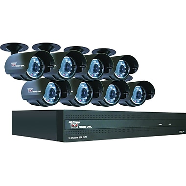 Night Owl STA-168 16 Channel H.264 Digital Video Recorder