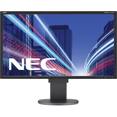 NEC MultiSync EA224WMi-BK - LED monitor - 22in.