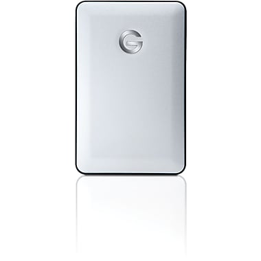 G-Technology™ G-DRIVE® 0G02428 Mobile Portable Hard Drive, 1 TB
