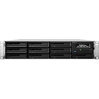 Synology® RS10613XS+ 10-Bay Network Attached Storage, 40 TB