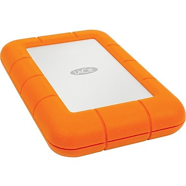 Lacie Thunderbolt™ 9000291 Rugged Solid State Drive, 120 GB