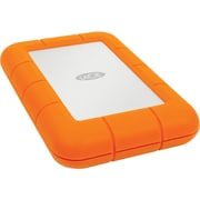 Lacie Thunderbolt™ 9000352 Rugged Solid State Drive, 256 GB
